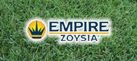 Empire Zoysia: Fine blade,  resistant to insects & diseases